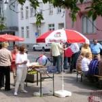 1. Mai Veranstaltung in Köthen