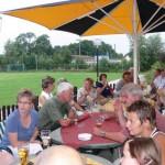 Zahlreiche Gäste aus Politik und Vereinsleben nutzten die Gelegenheit den neuen Kreisverband besser kennen zu lernen.