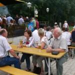 Das Vereinsgelände des CHC Köthen bot einen bunten Rahmen für das Sommerfest.
