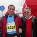 Dr. Werner Rauball und Kurt- Jürgen Zander