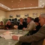 Diskussion zur Bundespolitik im Ortsverein Raguhn
