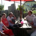 """Gern gesehene Gäste bei unseren Veranstaltungen und auch diesmal im """"Künstlercafé mit dabei : Die Bitterfelder Arbeiterwohlfahrt (AWO)"""