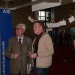 Marcel Ikert im Gespräch mit Hans Jochen Vogel