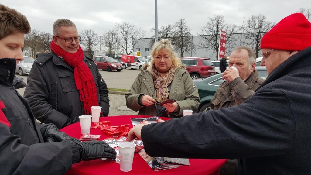 Landtagswahlkampf 2016